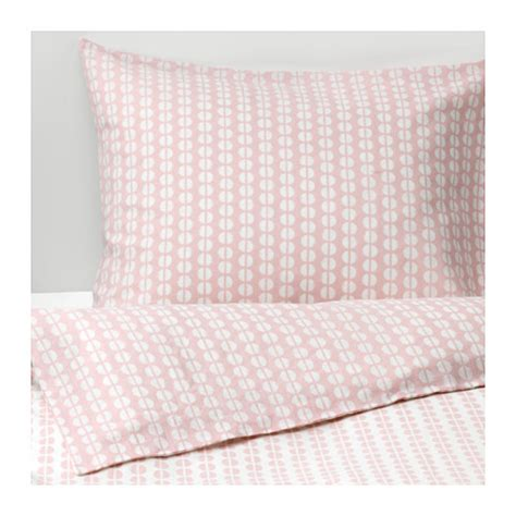 fj 196 llvedel quilt cover and 2 pillowcases 150x200 50x80 cm ikea