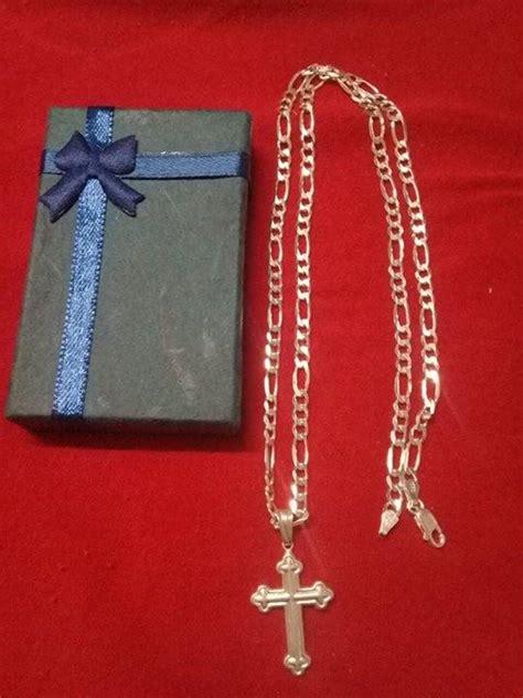 cadena de ropa hombre cadena de plata para hombre rocio hermoza id 391324