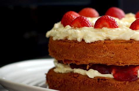 an indulgent sponge cake thebountifulplate