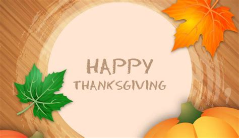 thanksgiving template 30 thanksgiving vector graphics and greeting templates