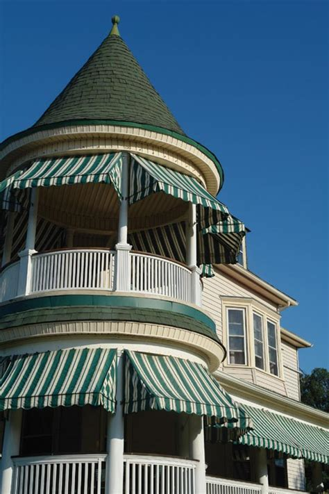 striped awnings how to save energy with awnings old house online old