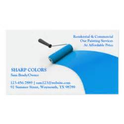painting business cards painting business card zazzle