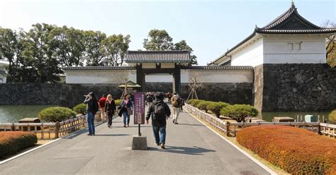 Imperial Garden West by Tokyo Imperial Palace East Gardens Lense Moments