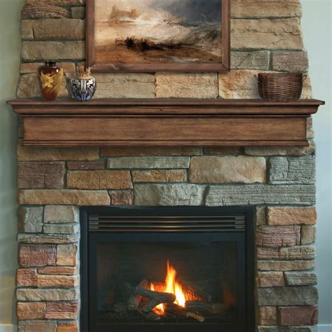 Wood Mantel On Fireplace by 25 Best Ideas About Fireplace Mantels On
