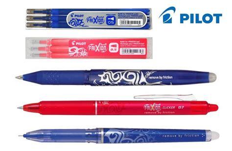 Harga Murah Pilot Frixion Clicker 0 5 0 7 pilot frixion point clicker refill roller pen erasable recharge 0 5 0 7mm ebay