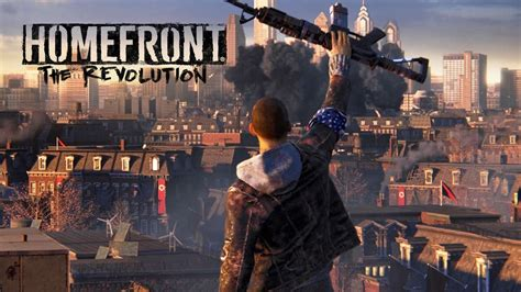 Homefront The Revolution Ps4 homefront the revolution gameplay demo ps4 xbox one pc