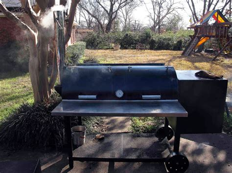 backyard posse smoke brisket in your backyard texas bbq posse