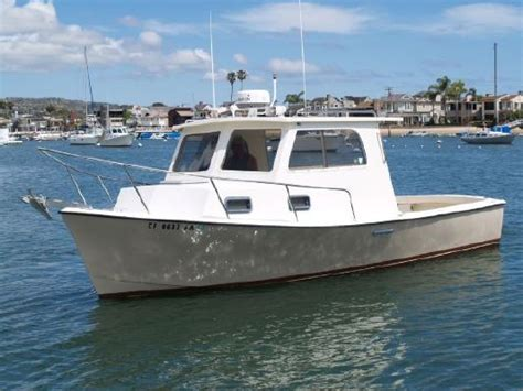 lobster boat manufacturers 1987 coastal yachts lobsterboat boats yachts for sale