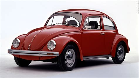 volkswagen car beetle the s car history of the volkswagen beetle cnnmoney