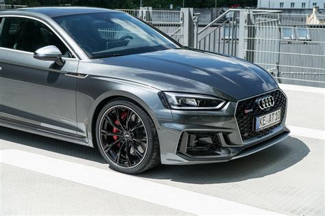 Audi Rs5 Abt by Abt S Audi Rs5 Coupe Pumps Out 510ps More Powerful Model