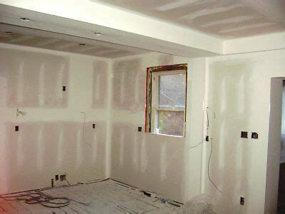 experienced drywaller hang drywall tape mud texture renovations general contracting