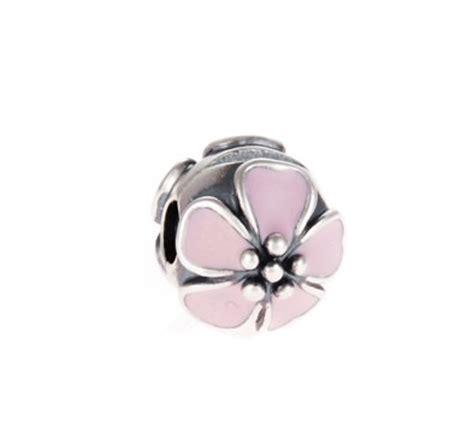 Pandora Cherry Blossom Clip Charm P 479 pandora cherry blossom clip charm