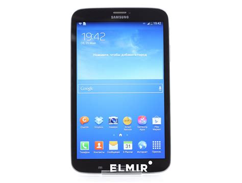Samsung Tab 3 8 0 16gb samsung t3110 galaxy tab 3 8 0 3g 16gb metallic black sm t3110mkasek