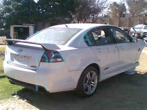 2008 chevy lumina ss 6l v8 matadoor salvage
