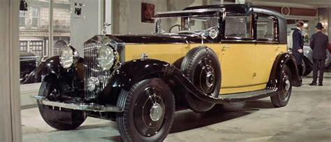 yellow rolls royce movie imcdb org 1931 rolls royce phantom ii sedanca de ville