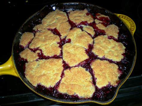 blackberry cobbler ~ from anne's kitchen