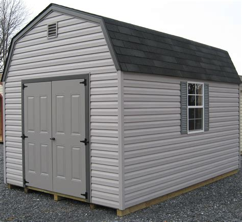 Storage Sheds Vinyl by Easy To Build Shed Plans