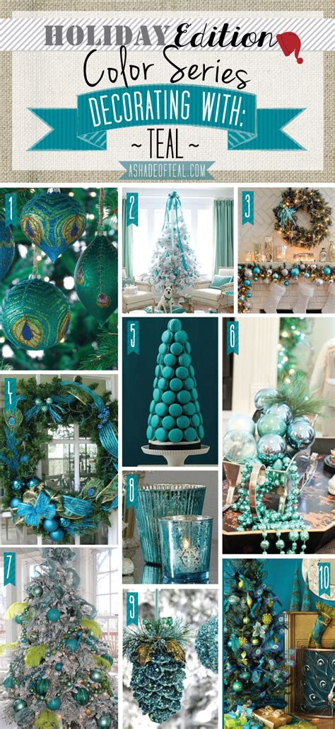 color series holiday edition teal
