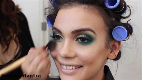 Eyeshadow For Dress emerald smokey eye makeup for black dress