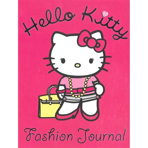 hello fashion journal by hello activity