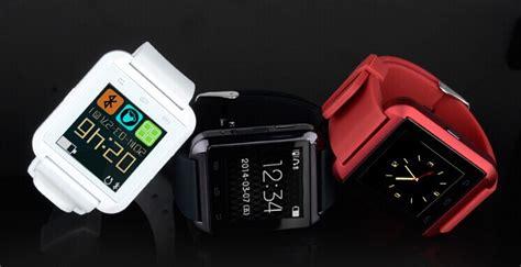 Smartwatch U8 Original 2 Color Black u8 smartwatch for ios and android black jakartanotebook