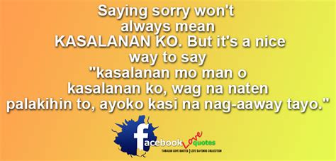 Apology Letter For Friend Tagalog Quotes About Saying Sorry To Your Best Friend Tagalog Image Quotes At Relatably