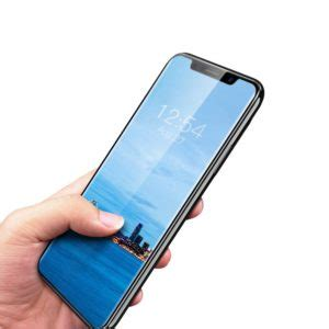 iphone xs max ultra premium quality japanese asahi 3d cover anti blue tempered glass gs
