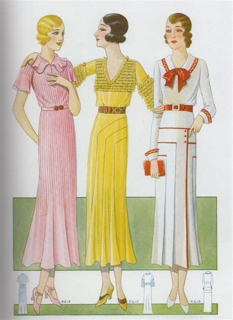 1930s fashion women s dress and hairstyles glamourdaze 1930s fashion clothing styles history 1930s women s