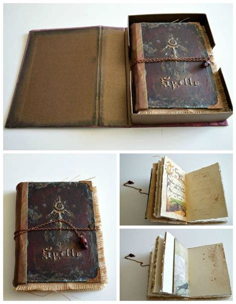 Handmade Diary Ideas - 25 unique handmade books ideas on book