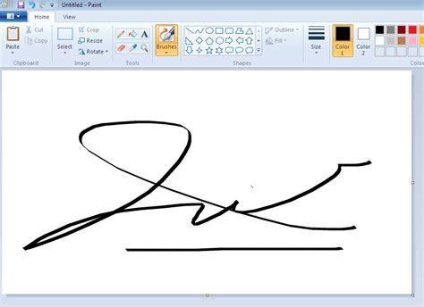 bagaimana membuat tanda tangan digital cara membuat tanda tangan digital anakciremai