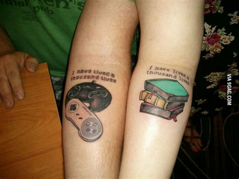 nerdy couple tattoos pin by carson brown on let s get tatted