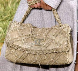 Fashion Week Ankle Purses At Chanel by Fashion Week Handbags Chanel Purseblog