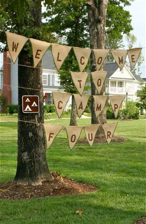 Best  Camping  Ee  Party Ee   De Ions  Ee  Ideas Ee   On Pinterest