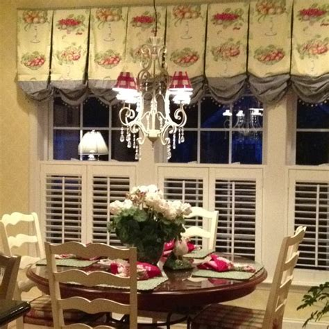 french country kitchen window treatments cottage kitchen style pinterest kitchen window