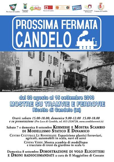 ricetto di candelo orari prossima fermata candelo eventi ricetto di candelo settembre