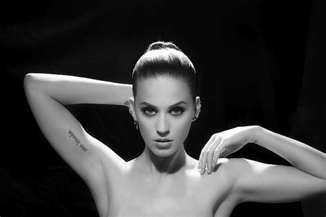 katy perry peppermint tattoo katy perry s the tattoo says anuugacchati pravaha which