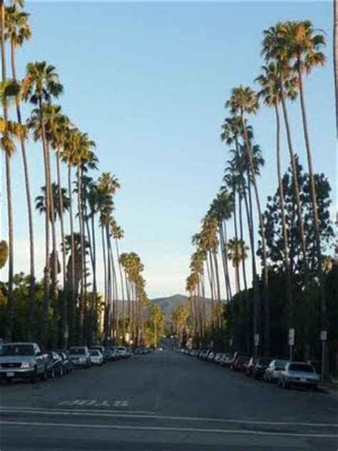 experiencing los angeles: santa monica blvd: from the