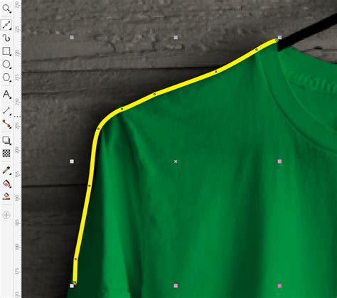 cara membuat desain baju kaos dengan coreldraw kaos corel draw cara membuat desain kaos dengan