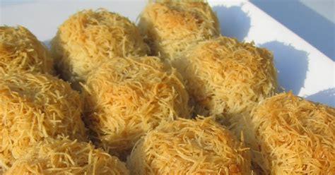 ottoman kadayif my turkish kitchen kadayif dolmasi