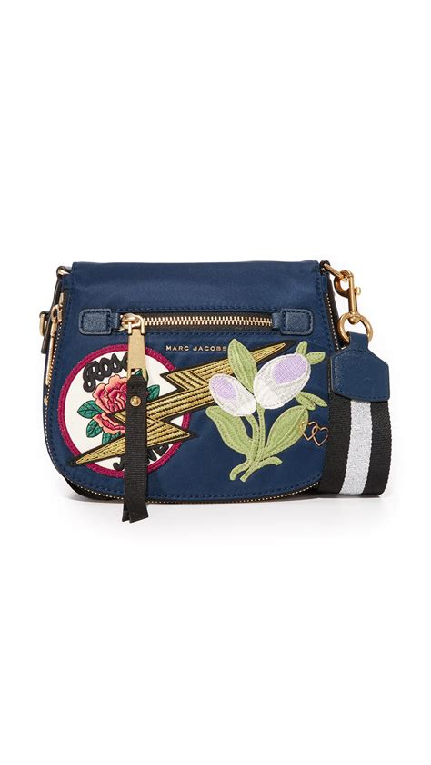 Marc Patchwork Lou Purse by Lyst Marc Patchwork Small Nomad Saddle Bag