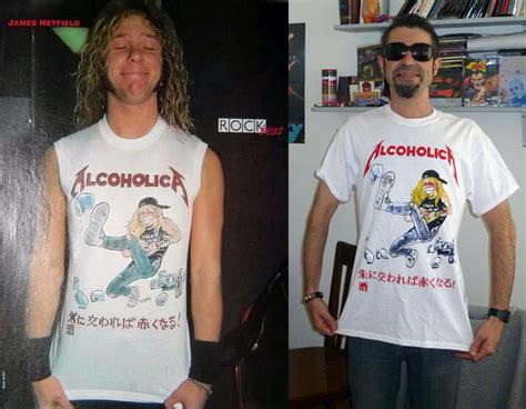 Alcoholica Tshirt alcoholica t shirt process 08 by celestinocomix on deviantart