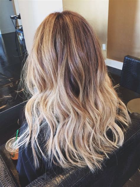 ombre dirty blonde to brown images 17 best images about blonde light instagram beachy