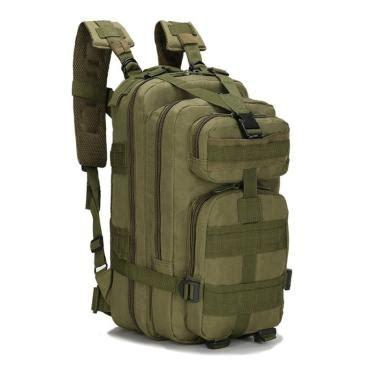 Tas Ransel Backpack Armyo Quarto jual army canvas tactical backpack pria hijau