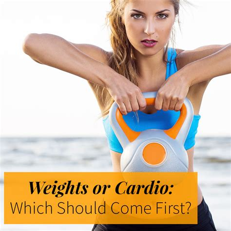 Should I Do Cardio Or Weights To Get Lean by Should I Do Weights Or Cardio Fitness Magazine