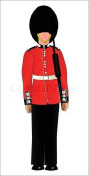 Craftman Home Plans A British Soldier On Duty Outside The Royal Palace Stock