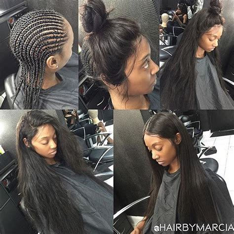 sew in leave out body waves yelp instagram post by voiceofhair stylists styles
