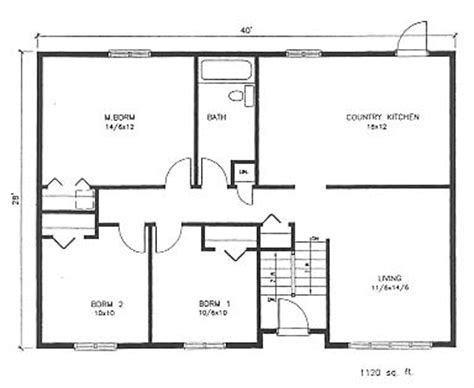 home sketch plans house design ideas