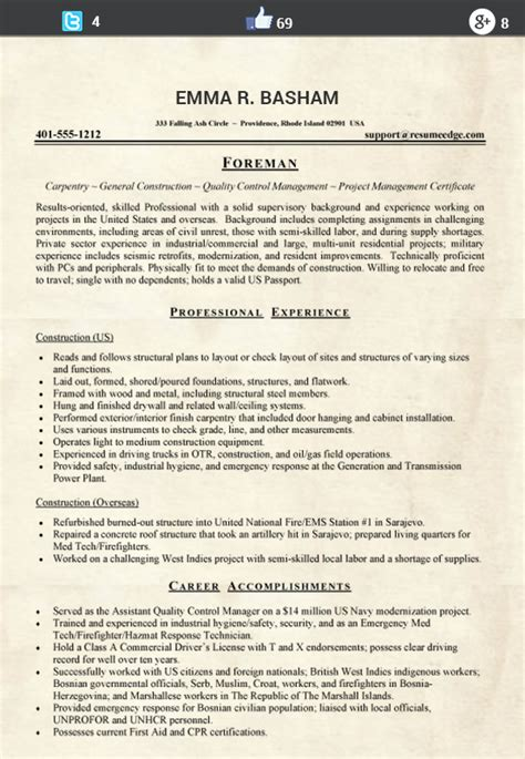 Example Of Chronological Resume by See How To Write A Functional Skills Resume Here