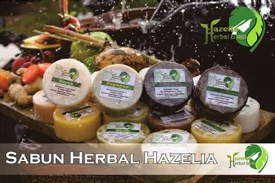 sabun herbal hazelia hazelia soap sabun herbal alami sabun herbal 0899 7321 699 three