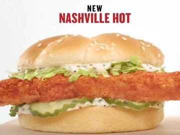 arbys spokesperson arby s 2 for 5 fish sandwiches commercial nashville hot